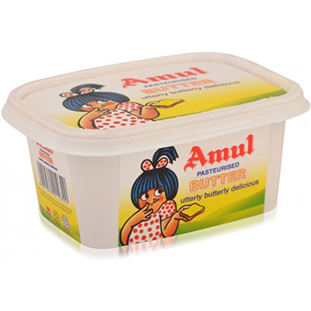 Amul Butter - Pasteurised, 200 g Tub