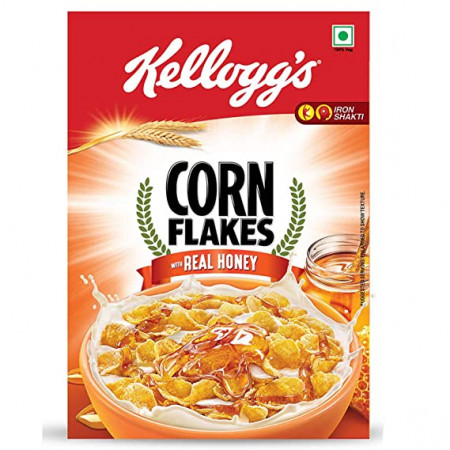 Kellogg's Corn Flakes with Real Honey  630g Pack
