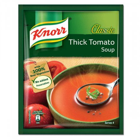 Knorr Classic Tomato Soup with 100% Real Vegetables 53 g