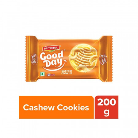 New Good Day Cashew Cookie