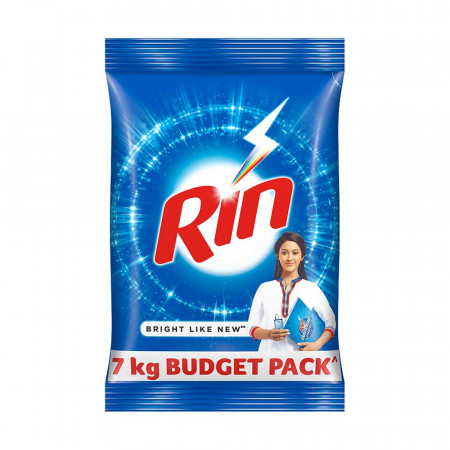 Rin Advanced Detergent Powder, Washing Powder For Stainless And