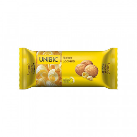 Unibic Cookies - Butter, 75 g Pouch