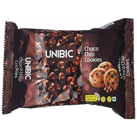 Unibic Cookies - Chocolate Chip, 150 g Pouch