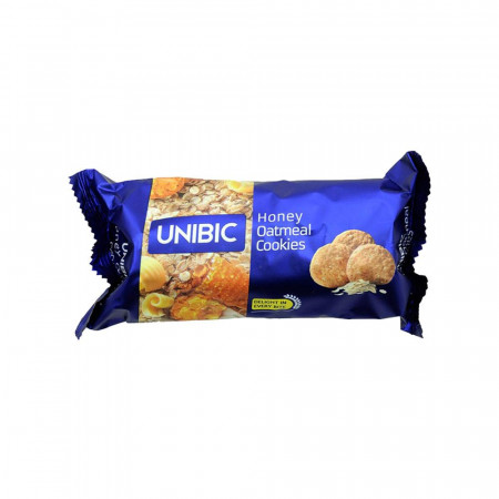 Unibic Cookies - Honey Oatmeal, 75 g Pouch